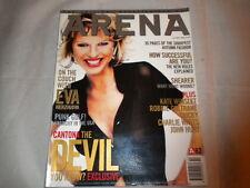 Arena Magazine Issue 62 October 1996 - Eva Herzigova - Cantona the Devil - Kate