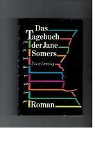 Doris Lessing - Das Tagebuch der Jane Somers - 1985