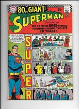 Superman #193 February 1967 80 page giant