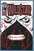 Wildstar: Sky Zero #1 (Mar 1993, Image) [Embossed Foil Cover] Jerry Ordway