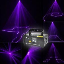 Cool 14W Laser Stage Light Remote Scanner Projector DJ Disco Party Lighting
