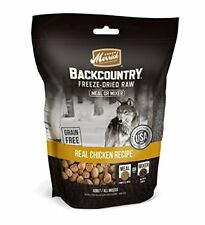 Merrick 1 Pouch Backcountry Freeze Dried Meal Mixer - Chicken Recipe 5.5 oz