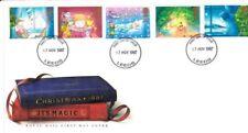 United Kingdom Seasonal & Christmas Postal Stamps