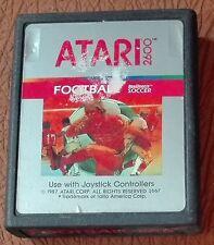 41728 Atari 2600 - RealSports Football - cx2667 - Retrogaming - 1987