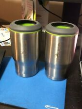 Reduce Cold-2 Bottle/Can Cooler, Silver, Black, Green
