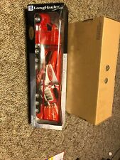 Peterbilt 387 By NewRay 1:32 Die Cast Semi And Trailer New 24 Inches Longhauler