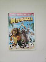 Madagascar (DVD, 2005, Widescreen) -FREE CANADA SHIPPING-