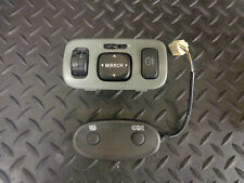 2002 TOYOTA YARIS VERSO 1.3 16V 5DR AUTO WING/HEADLIGHT ADJUSTER & ODO SWITCHES