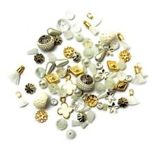 Jesse James Mini Mix Bead Set MARSCAPONE 9742 Bead Mix  FREE US SHIPPING
