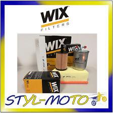 WA9666 FILTRO ARIA AIR FILTER WIX LANCIA MUSA (350) 1.3 D MULTIJET 95 CV 2009