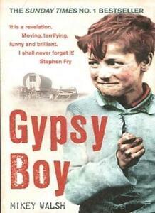 Gypsy Boy,Mikey Walsh- 9781444707427