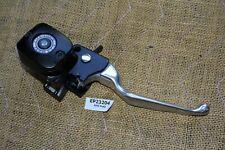 """OEM Harley dual disc 11/16"""" master cylinder + brake lever 45013-96 NOS EPS23204"""