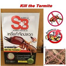 Metarhizium Anisopliae Kill Termite Instant Death With Green Fungus Biological