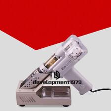 New Electric Desoldering Gun Vacuum Pump Solder Sucker 100w 220v 1pcs