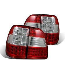 CG Toyota Land Cruiser Fj100 98-05 LED Tail Light G2 Red/Clear