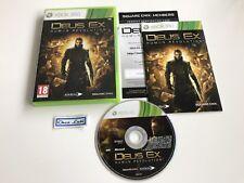 Deus Ex Human Revolution - Microsoft Xbox 360 - PAL FR - Avec Notice