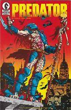 PREDATOR #1 VFINE/NMINT DARK HORSE 1989 1st APPEARANCE OF THE PREDATOR IN COMICS