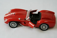 Ferrari 250 Testa Rossa   (1957) bBurago - 1:18 Rot