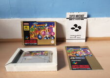 Super Bomberman 2 SNES Complete Good Con
