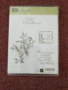 Stampin Up Beautiful Season | S