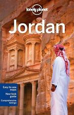 Lonely Planet Jordan (Travel Guide)-ExLibrary