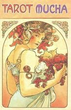 Mucha Tarot 9780738745589 by Lo Scarabeo Cards