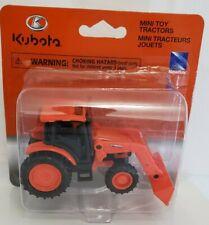 Replica KUBOTA TRACTOR M5-111 Orange PULL BACK MINI 1:48 scale Collectible