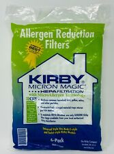 Genuine Kirby Style F HEPA Filtration Vacuum Bags for Sentra: 6-Bags 204811 FSHP