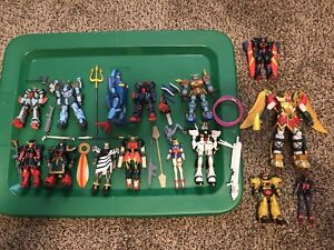G Gundam Figure Lot