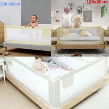 Kinderbettgitter Bettschutzgitter Babybett Sicherheitsbettgitter 200cm 180cm DE