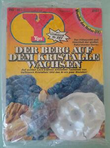 """YPS 283 OVP mit Gimmick """"Der Berg auf dem Kristalle wachsen"""""""