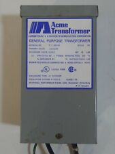 Acme General Purpose Transformer T-1-81058