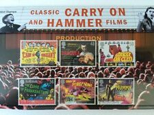 GB Presentation Pack 414 Classic Carry On + Hammer Films 2008 10% OFF FOR 5+