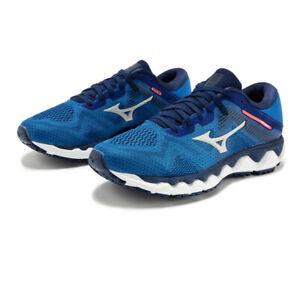 Mizuno Wave Horizon 4 Men's Running Shoes, PBlue/NCloud/DivaPink