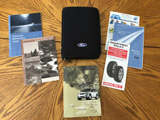 2005 Ford Escape Owners Manual Set Free Shipping!