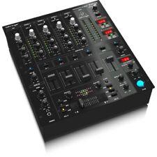"(B-Stock) Behringer DJX750 12"" 5-Channel DJ Mixer w/Built-In FX + Warranty"
