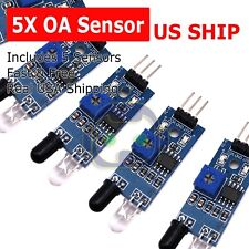 robot sensor for sale ebay5pcs ir infrared obstacle avoidance sensor module for arduino smart car robot