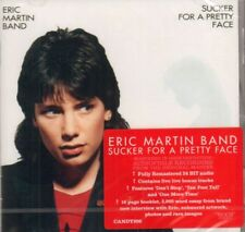 Eric Martin Band(CD Album)Sucker For A Pretty Face-Rock Candy-CANDY306-New