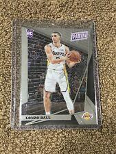 New Listing2018 Panini National Rookie Lonzo Ball Lakers
