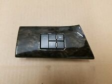 Cadillac OEM 2006-2011 DTS Trip Computer Info Switch Button Panel 15775436