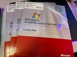 Windows Small Business Server 2008 Standard  5-User CALs License