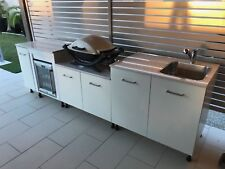 OUTDOOR KITCHEN Alfresco With Engineered Stone + Waterproof ..........was $5995