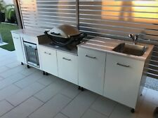 OUTDOOR KITCHEN Alfresco With  Stone Benchtops - Waterproof series  $5995 value