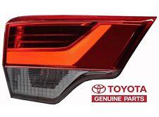 Genuine Toyota Highlander 2017 Left Rear Inner Tail Light Lamp OEM