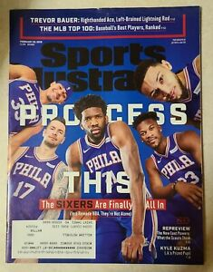 Sports Illustrated February 25, 2019 Philadelphia 76ers