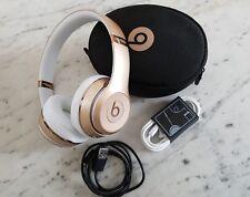 Beats by Dr. Dre Solo Auriculares inalámbricos 3 Con Estuche Y Cables