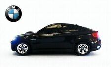 BMW X6 50i Sport Car Shape Wireless Mouse Gift Officially Licensed - Black