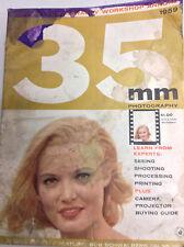 35 MM Photography Magazine 1959 Workshop Annual 050317nonr