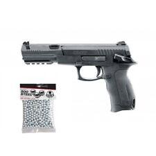 UX DX17 Pistolet à billes d'acier ou plomb 4.5mm + 500 billes - Airsoft