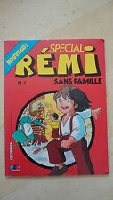 BD SPECIAL REMI SANS FAMILLE N°1 TF1 DE 1982